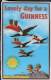 Guinness 3D fridge magnet - Flying Toucans (sg)